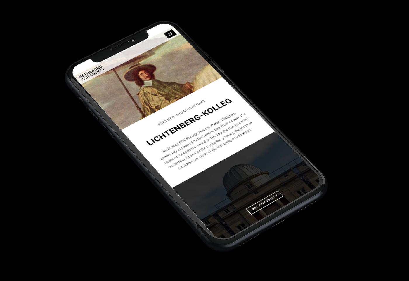 rethinking iPhone